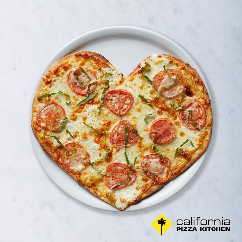 California Pizza Kitchen Heart-Shaped Pizzas 2019