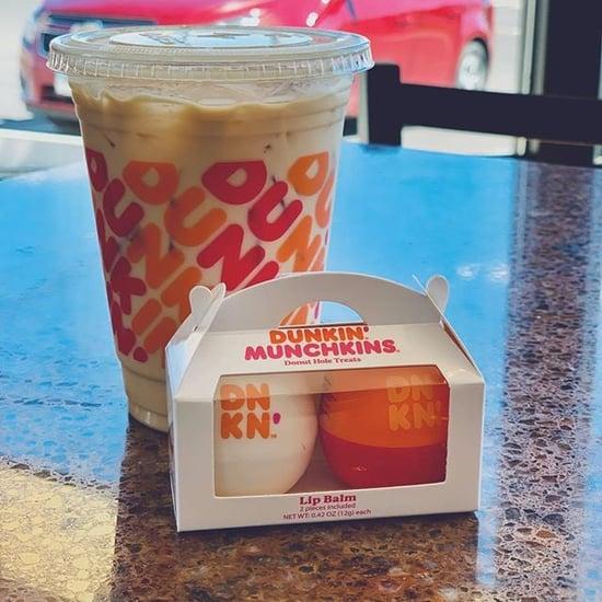 Dunkin' Donuts Lip Balms