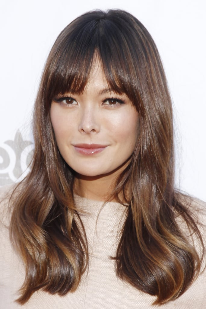 new styles of haircuts lindsay price fringe hairstyles for 5956