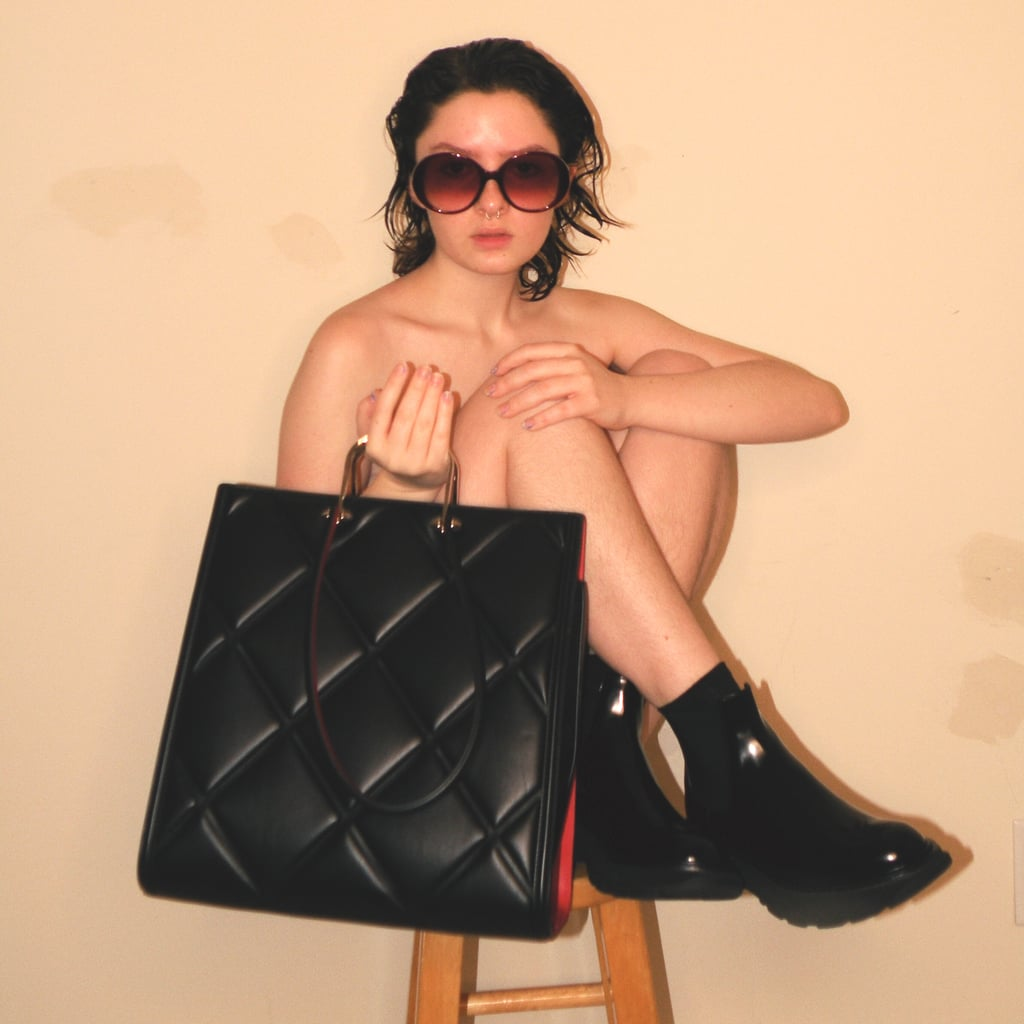 Alexander McQueen's Tall Story Handbag for AW20