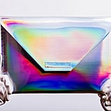 Silver Holographic Laptop Case (starting at $68)