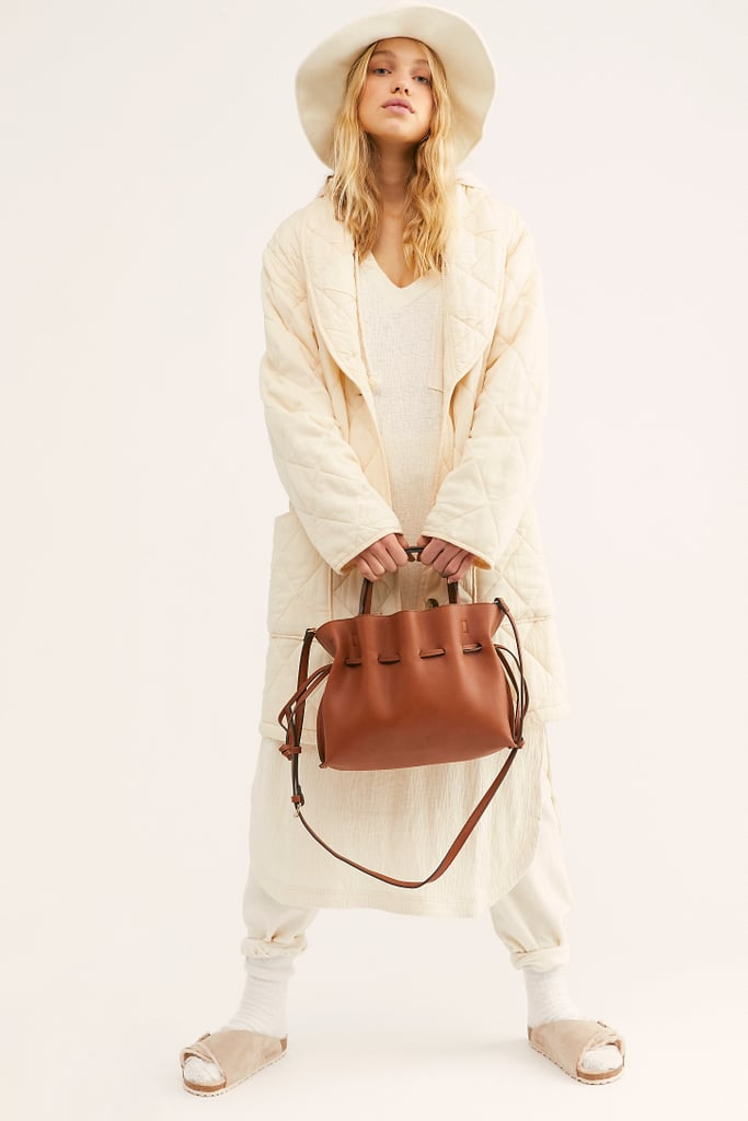 Cinched Crossbody