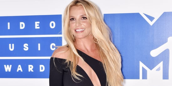 Britney Spears' Abs Are Your Monday Morning Workout Motivation