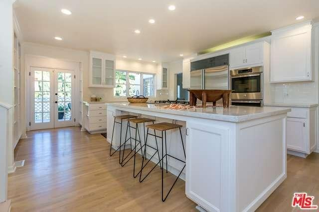 Pictures of Nate Berkus and Jeremiah Brents Hollywood Home