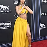 Cardi B Billboard Music Awards Crop Top and Skirt 2019