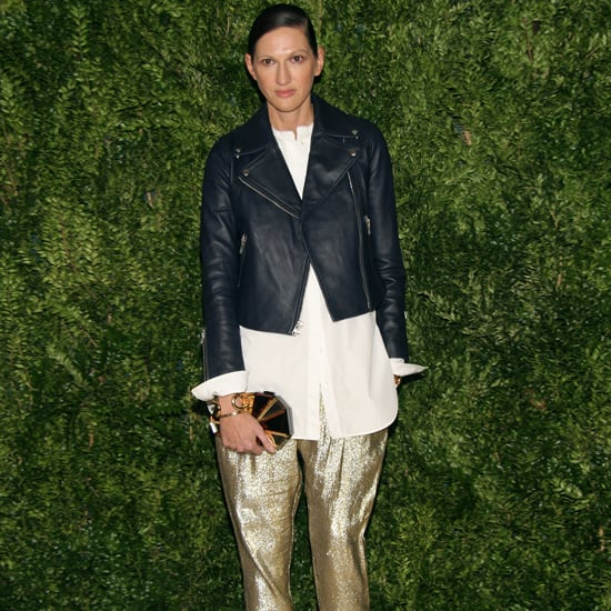 Embellished Pants Like Jenna Lyons Wears
