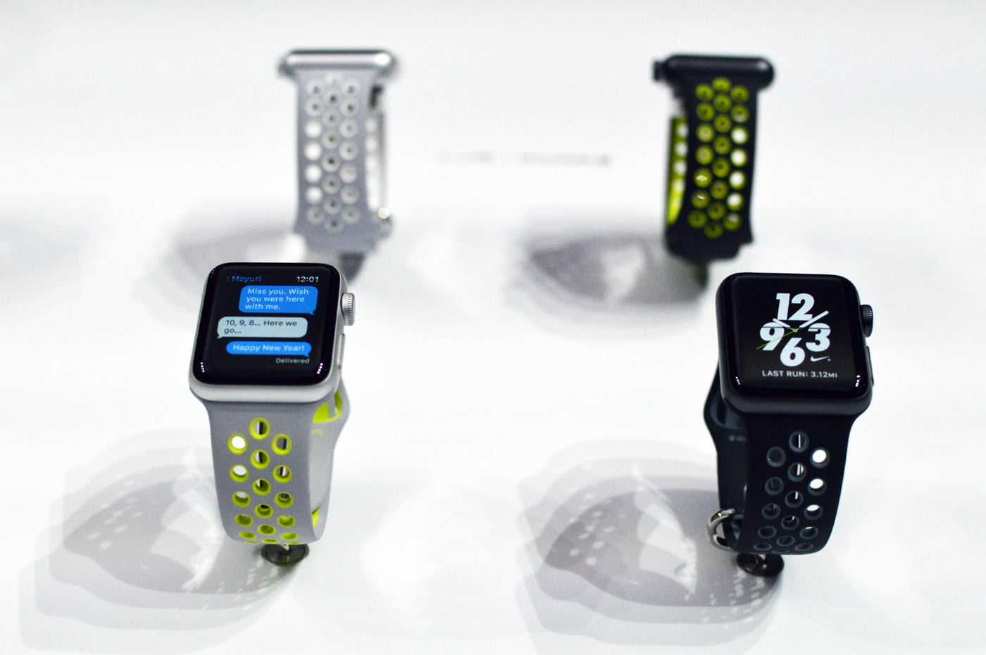 Here's Why Runners Will Be Ecstatic to Get a Nike+ Apple Watch This Holiday  Season