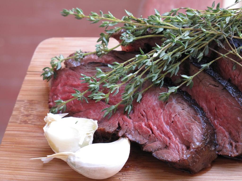 Photo Gallery: Grilled Cachaça Marinated Hanger Steak