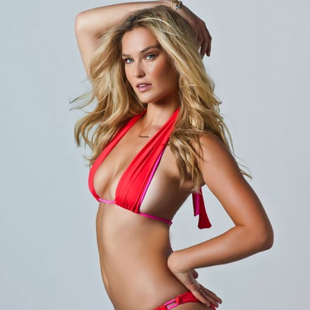 Were bar refaeli sports illustrated lingerie