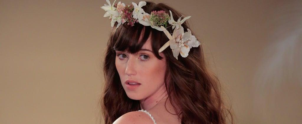 Hair and Makeup Bridal Fashion Week Fall 2017