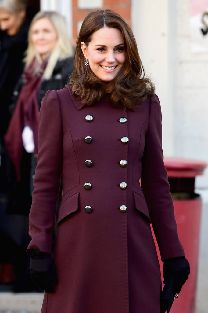 Why Does Kate Middleton Never Take Her Coat Off?