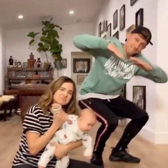 Watch a Baby Doing Choreography With Matt Steffanina