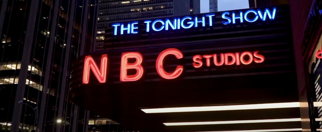 Jimmy Fallon, The Tonight Show Return to Rockefeller Centre