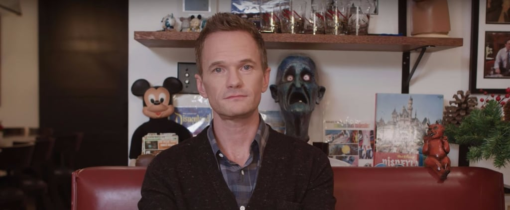 Neil Patrick Harris Drinks and Raps During His 73 Questions With Vogue