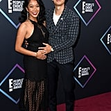 Pictured: Harry Shum Jr. and Shelby Rabara