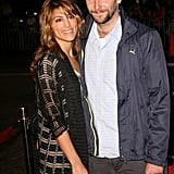 Bradley Cooper and Jennifer Esposito — 4 Months