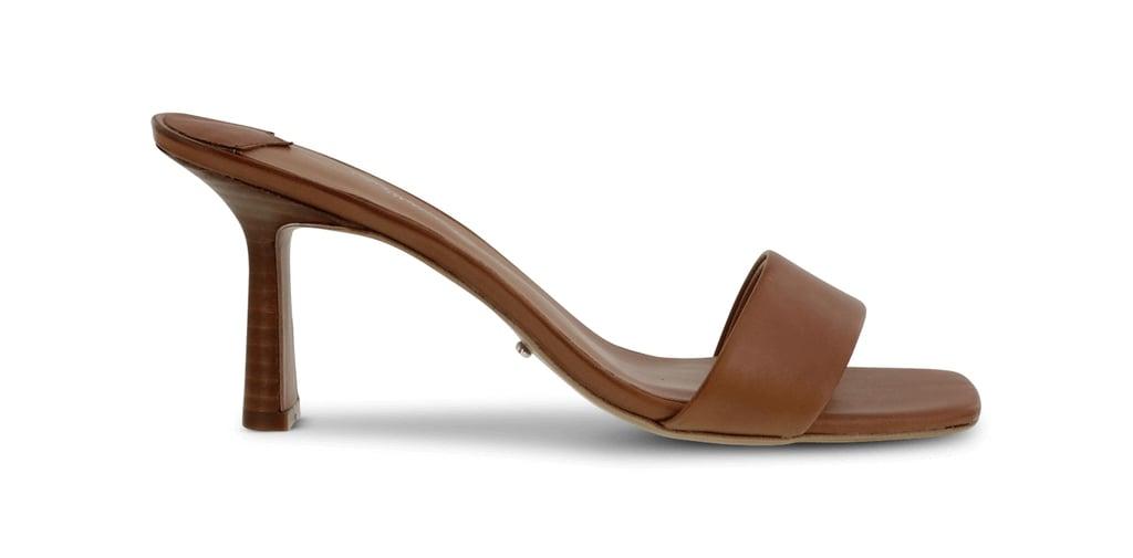 Tony Bianco Beauty Tan Como Heels