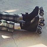 Impala Quad Skate Black