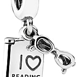 Pandora Love Reading Pendant Charm