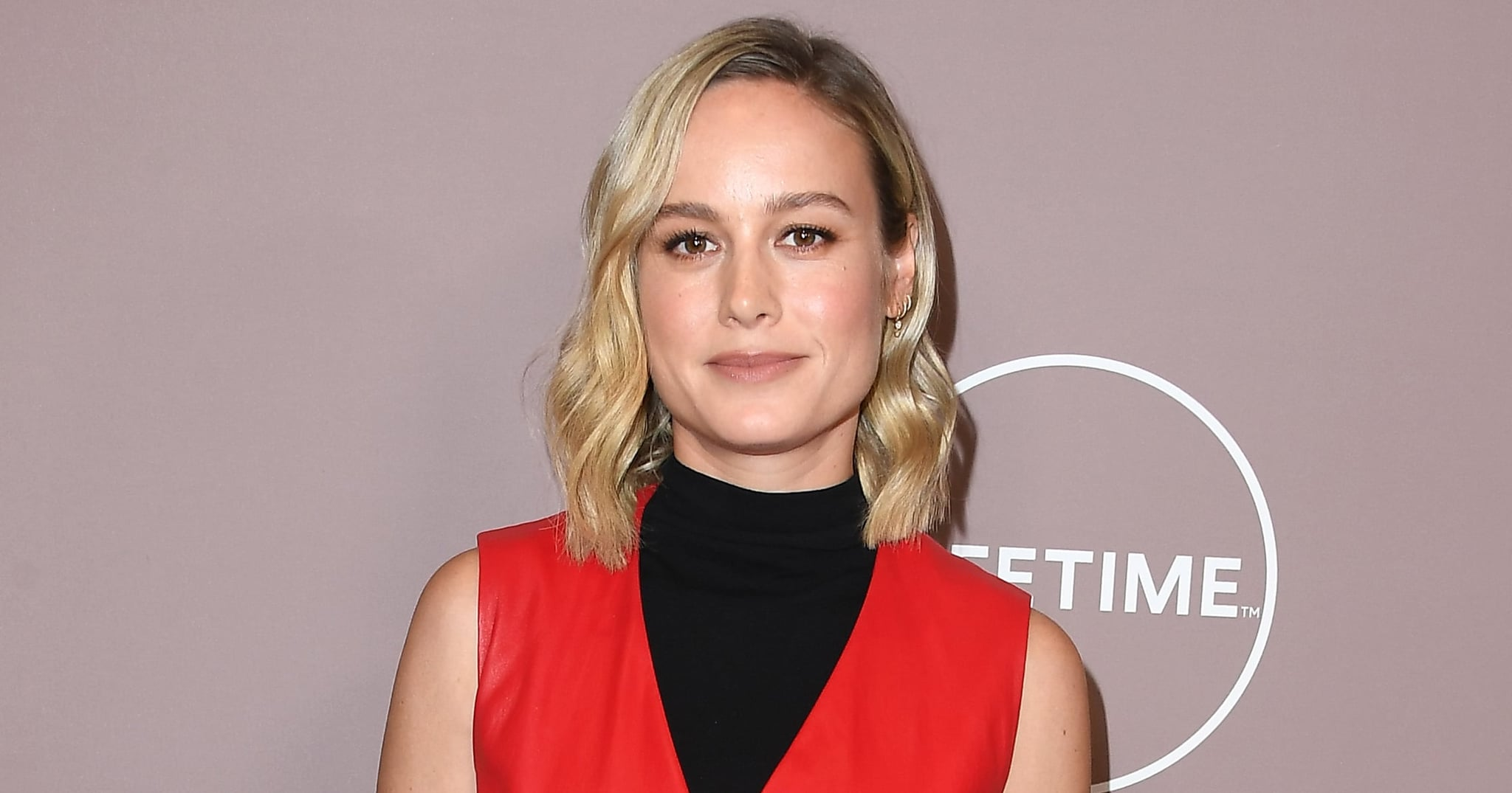 Brie Larson's Reaction to Witnessing a Proposal Is Priceless