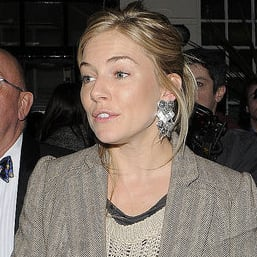 Pictures of Sienna Miller After Flare Path Performance in West End