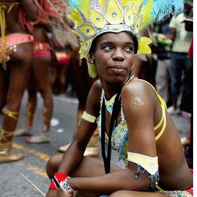 Pictures of West Indian-American Day Parade