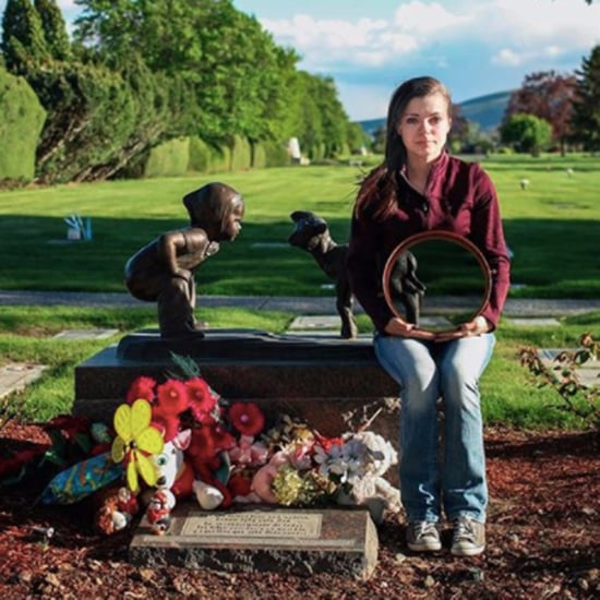 Woman Creates Empty Photo Project to Show Child Loss