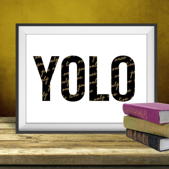 YOLO Added to Oxford Dictionary