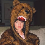 <div>So, Taylor Swift Ended the Year in a Fuzzy Bear Costume: