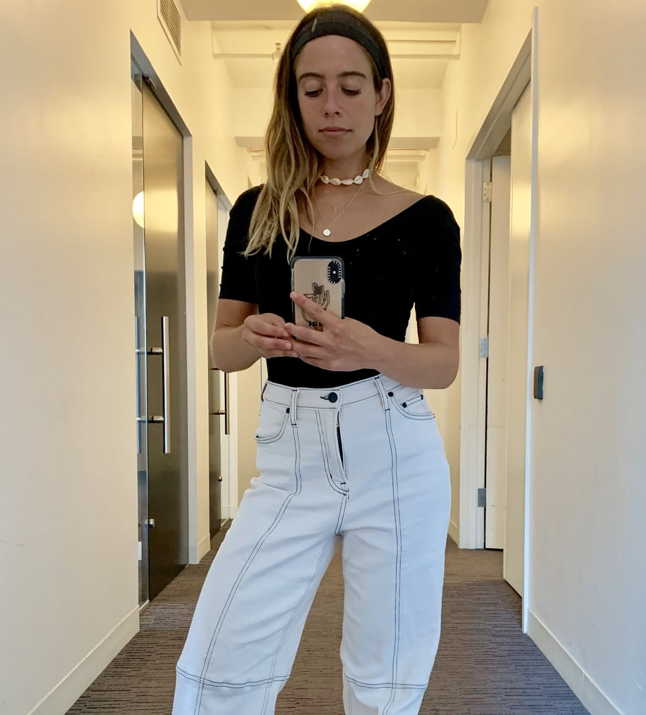 We Know How You Feel About White Jeans, So We Found 6 Pairs to Change Your Tune