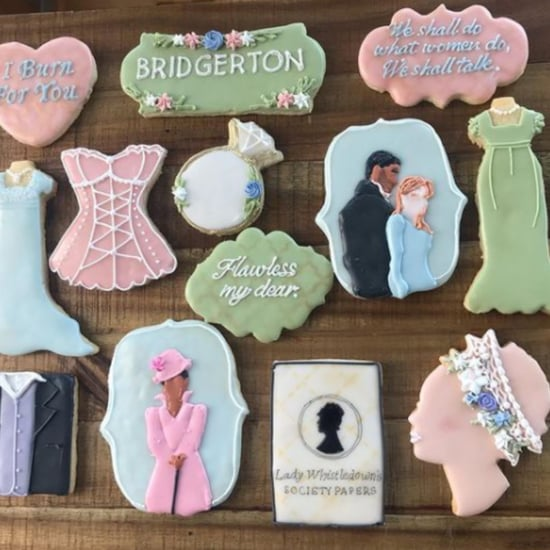These Bridgerton-Themed Cookies Are So Perfect