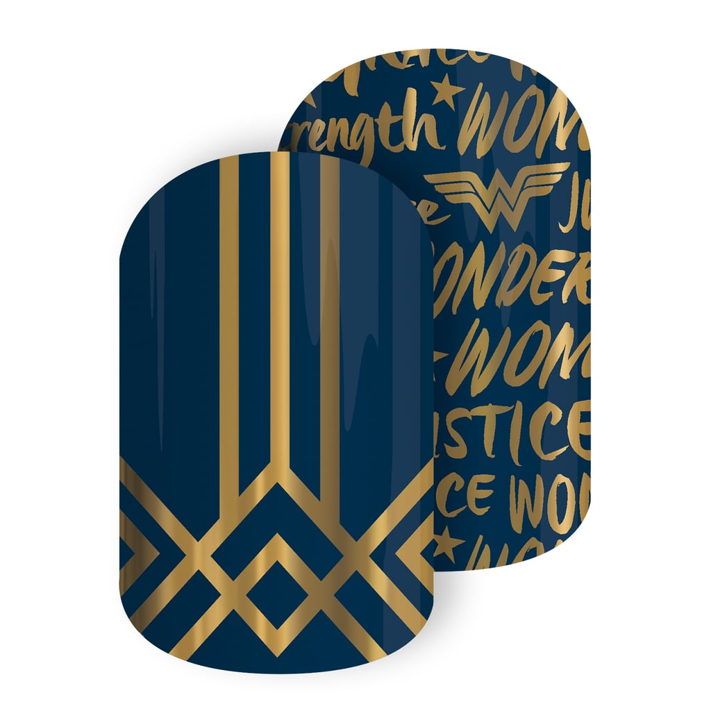 Strength and Wonder Jamberry Nail Wraps | Jamberry Wonder Woman Nail ...