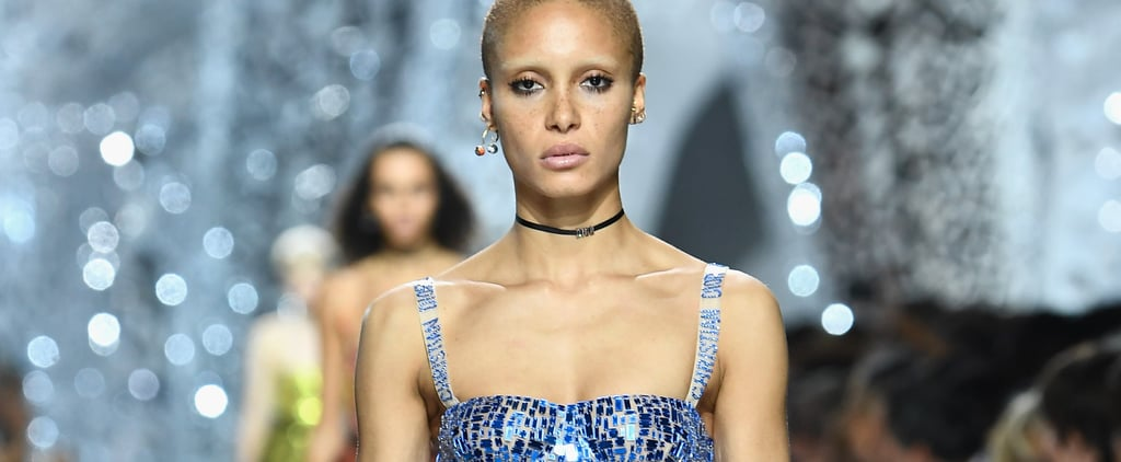 We're Already Crowning Adwoa Aboah Fashion Month Prom Queen