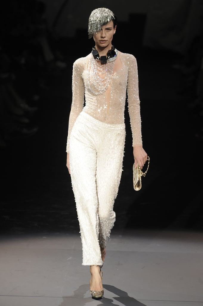Giorgio Armani Prive 2009 Fall Haute Couture