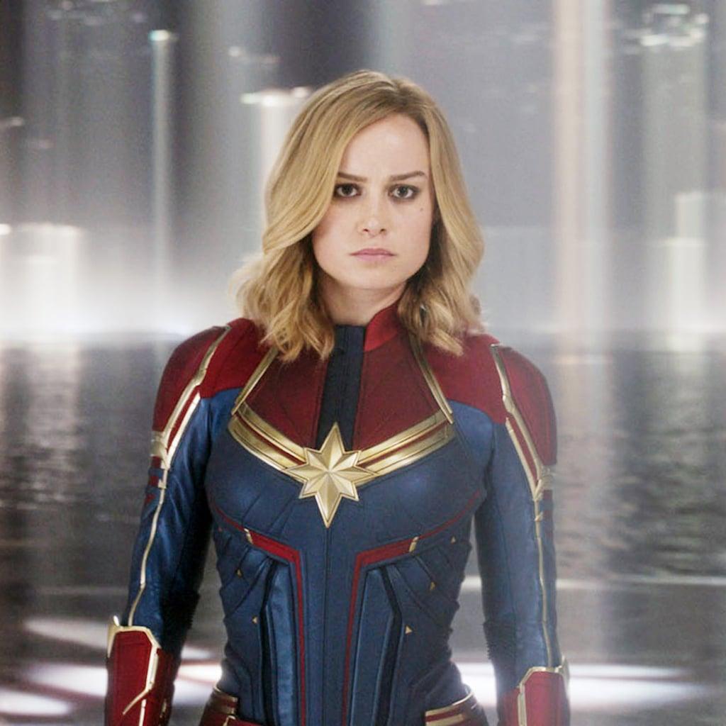 The Marvels Meet the Cast of the Captain Marvel Sequel   POPSUGAR ...