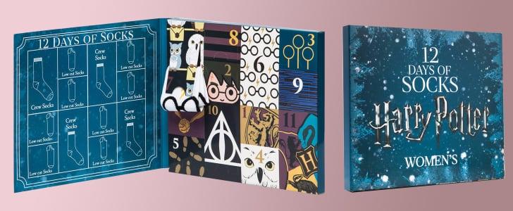 12 Days of Harry Potter Socks Advent Calendar