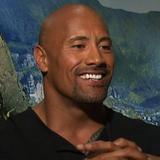 Dwayne Johnson Journey 2: The Mysterious Island Interview