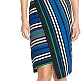 ECI Stripe Ottoman Knit Sheath Dress ($88)