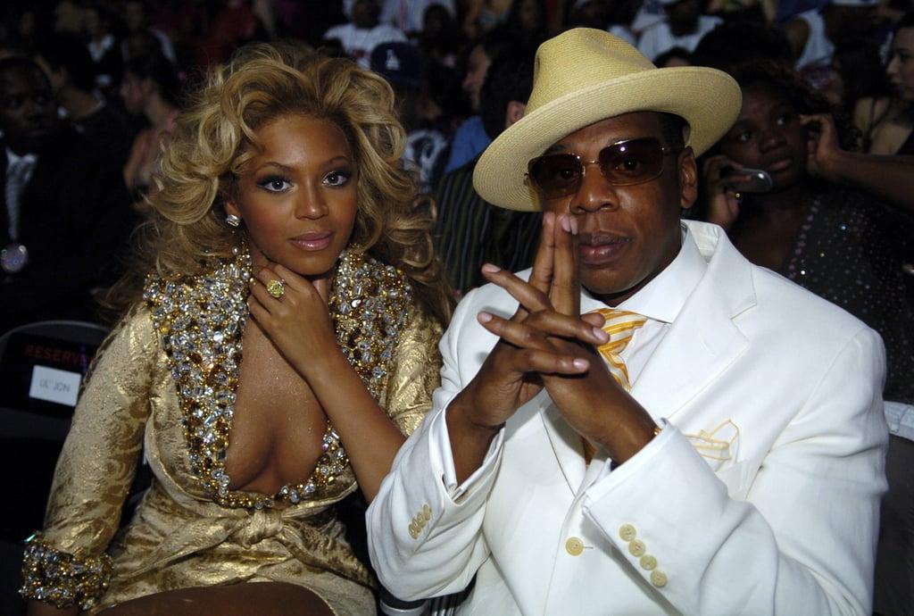 Beyoncé and Jay Z, 2004