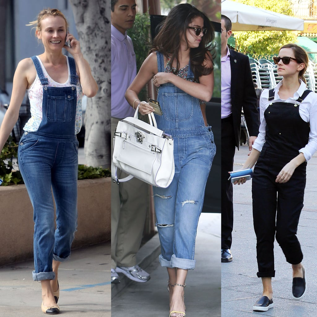 Celebrities Wearing Overalls | Video