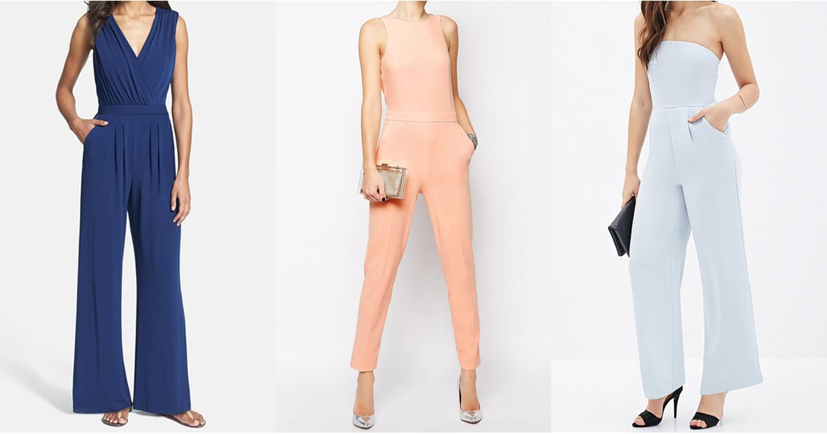 Best Jumpsuits To Wear To Weddings Popsugar Fashion Uk