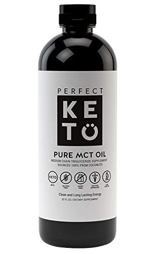 Perfect Keto Pure MCT Oil