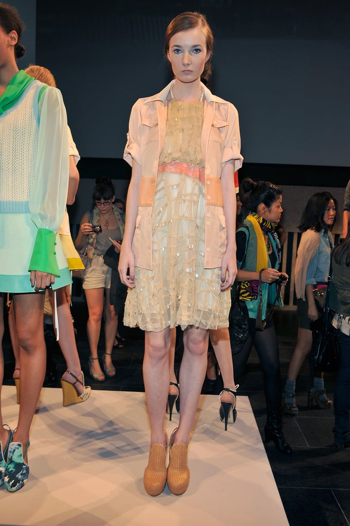 Spring 2011 New York Fashion Week: Chris Benz