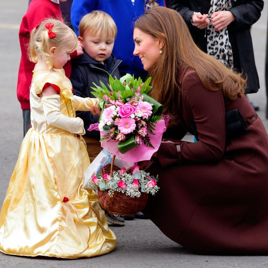 Kate Middleton and Prince William With Kids