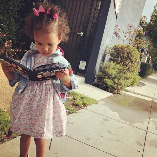 Chrissy Teigen's Daughter Pushed Boy at School