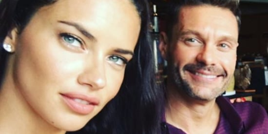 So, Ryan Seacrest And Adriana Lima Are Apparently Dating