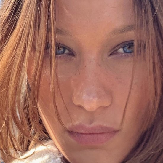 Bella Hadid's Dirty Blonde Hair March 2019