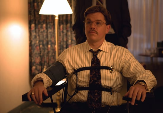 Review of Matt Damon in The Informant!