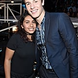 Alessia Cara and Shawn Mendes
