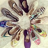 Espadrilles done right, thanks to Soludos. Loving their Spring/Summer line-up.